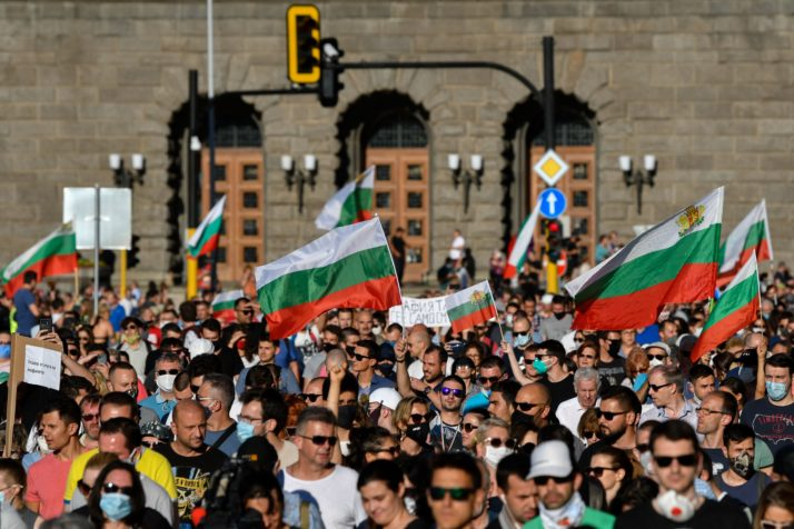 Bulgaria's Youth Push for National Renewal