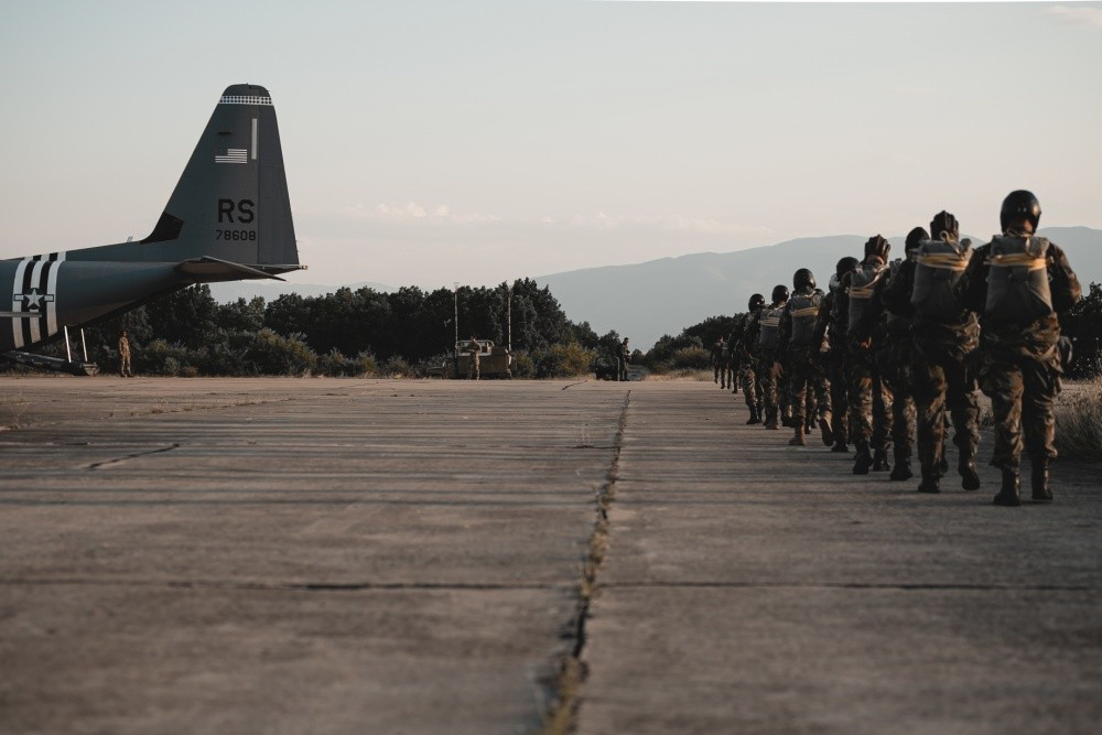 Bulgarian And USA Military In Joint Exercise Thracian Summer 2020