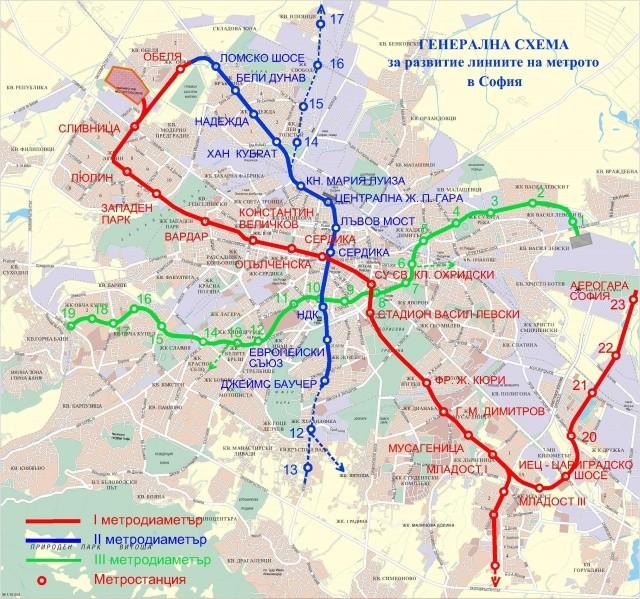 Bulgaria: The Third Metro Line Opens In Sofia Today