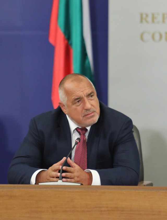 Bulgaria's PM Boyko Borissov: I Am Ready To Step Down At Any Moment