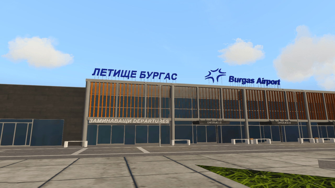 COVID-19: EC Approves 4.4M Euro Bulgarian State Aid For Burgas, Varna Airports