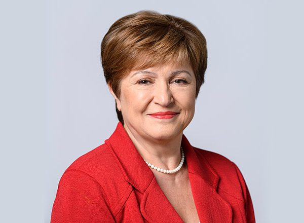IMF Managing Director Kristalina Georgieva: Emergency Financing To 72 Of The World's Poorest Countries