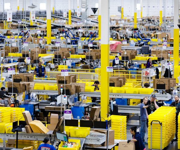 Amazon Opens 100 000 Jobs In The US And Canada