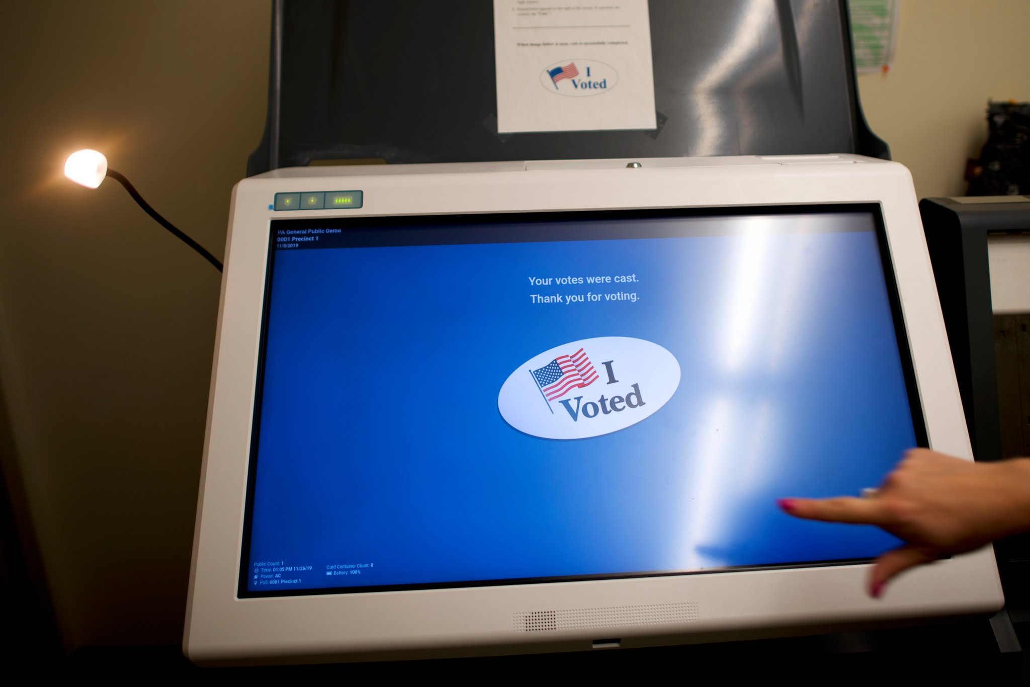 Decided: Bulgaria Will Vote By Both Machine And Paper Ballot