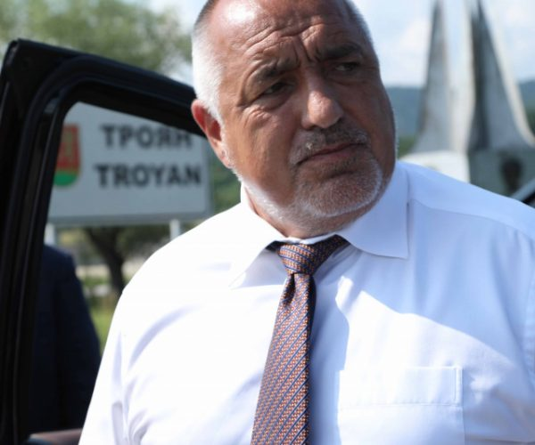 PM Borissov Launched The Construction Of A New Bridge And Inspected A Landfill In Troyan