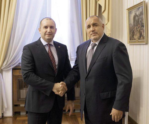 President Radev And PM Borissov Congratulate Bulgarians On Unification Day