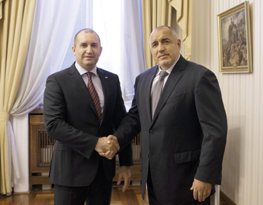 President Radev And PM Borissov Congratulate Bulgarians On Unification Day