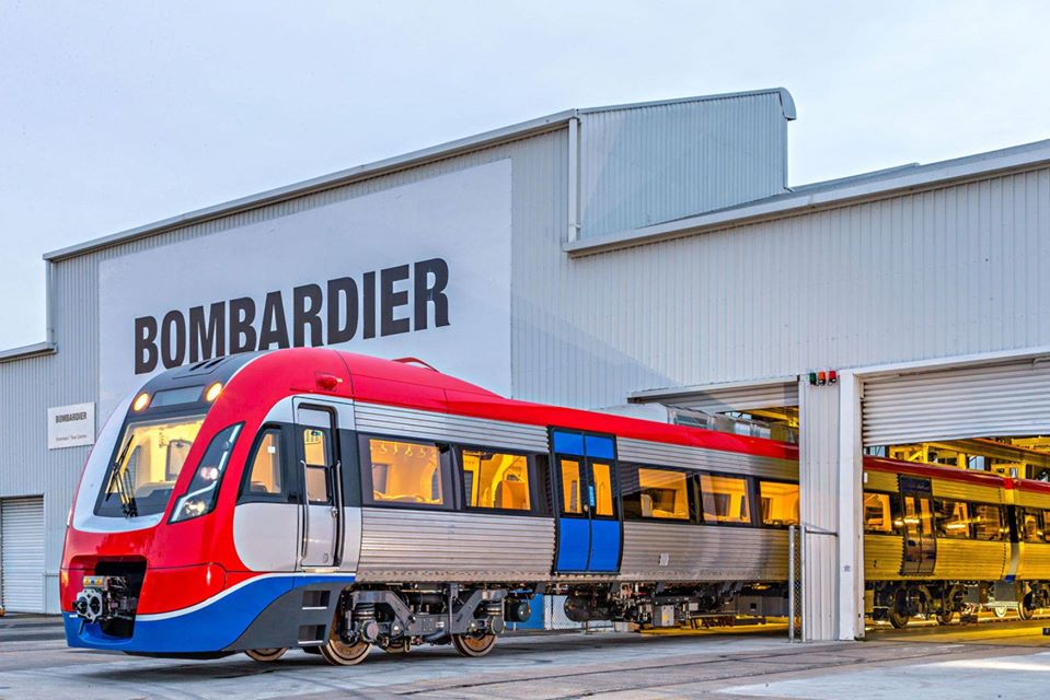 Bombardier Transportation Sets Up Unit In Bulgaria, Eyes Railway Projects