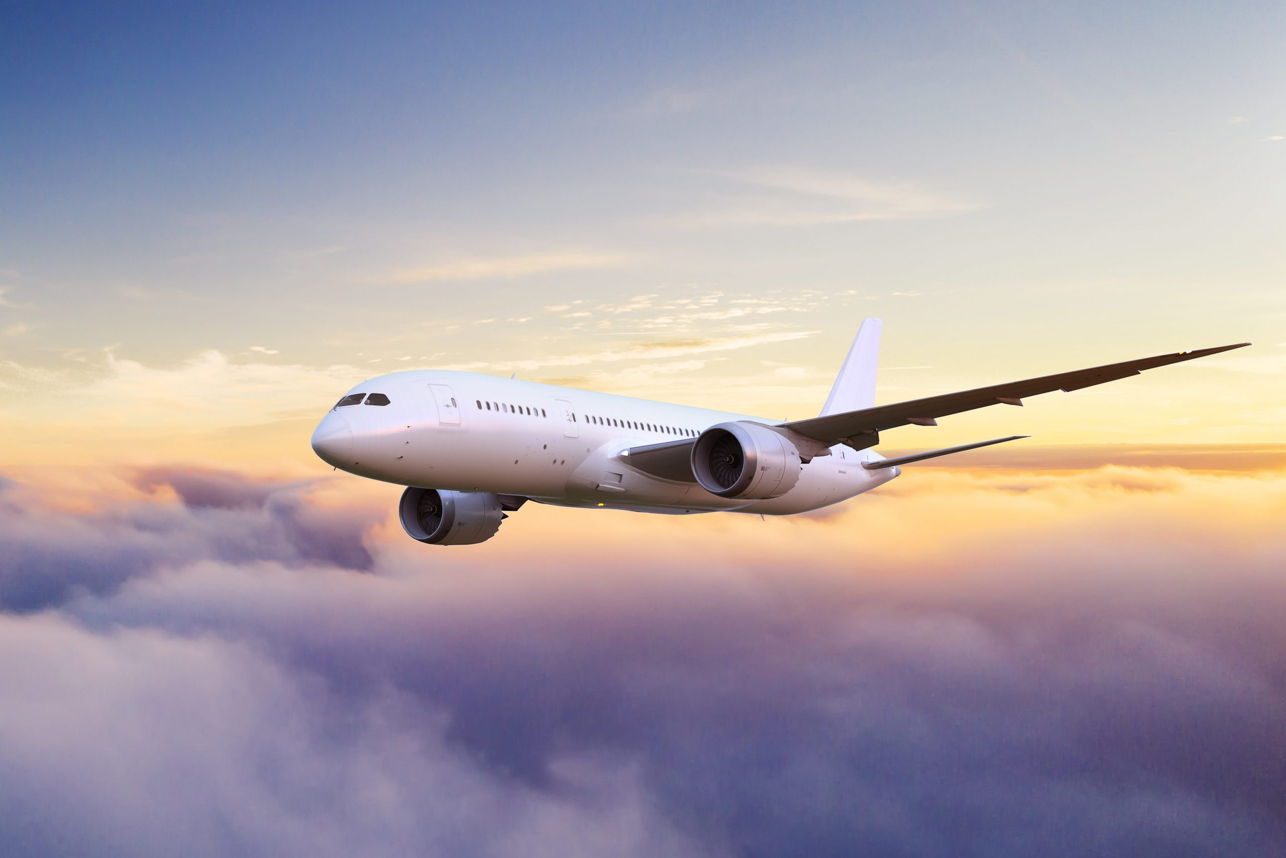 66% Fewer Flights In 2020
