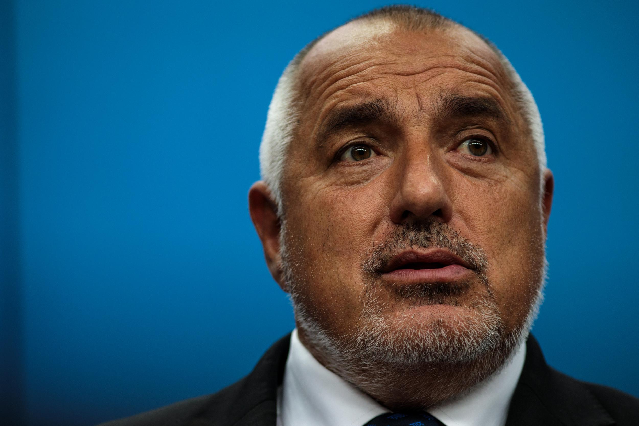 Bulgaria's PM Boyko Borissov Tests Positive For COVID-19