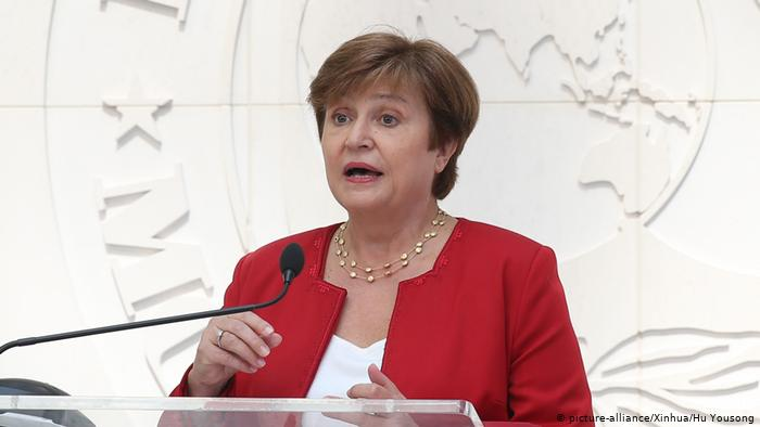 Head Of IMF Georgieva – Bulgaria Could Do More Against COVID-19 And Economic Crisis