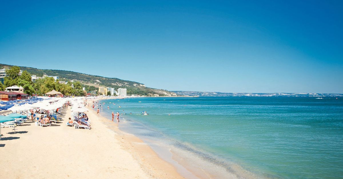 Bulgaria's Sunny Beach Resort Ranked The Best Value Destination