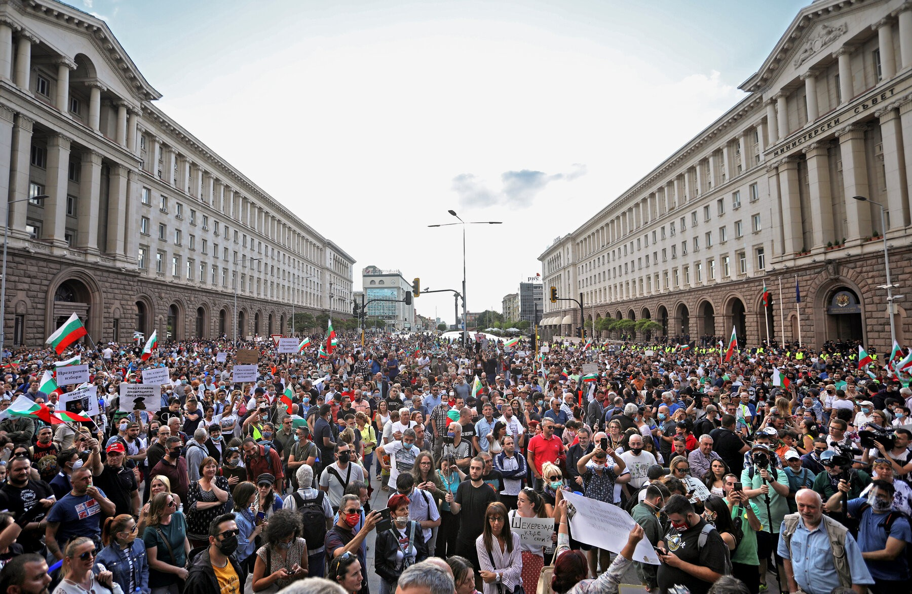 Bulgaria: Another Wednesday Protest For Reforms In The State Prosecution