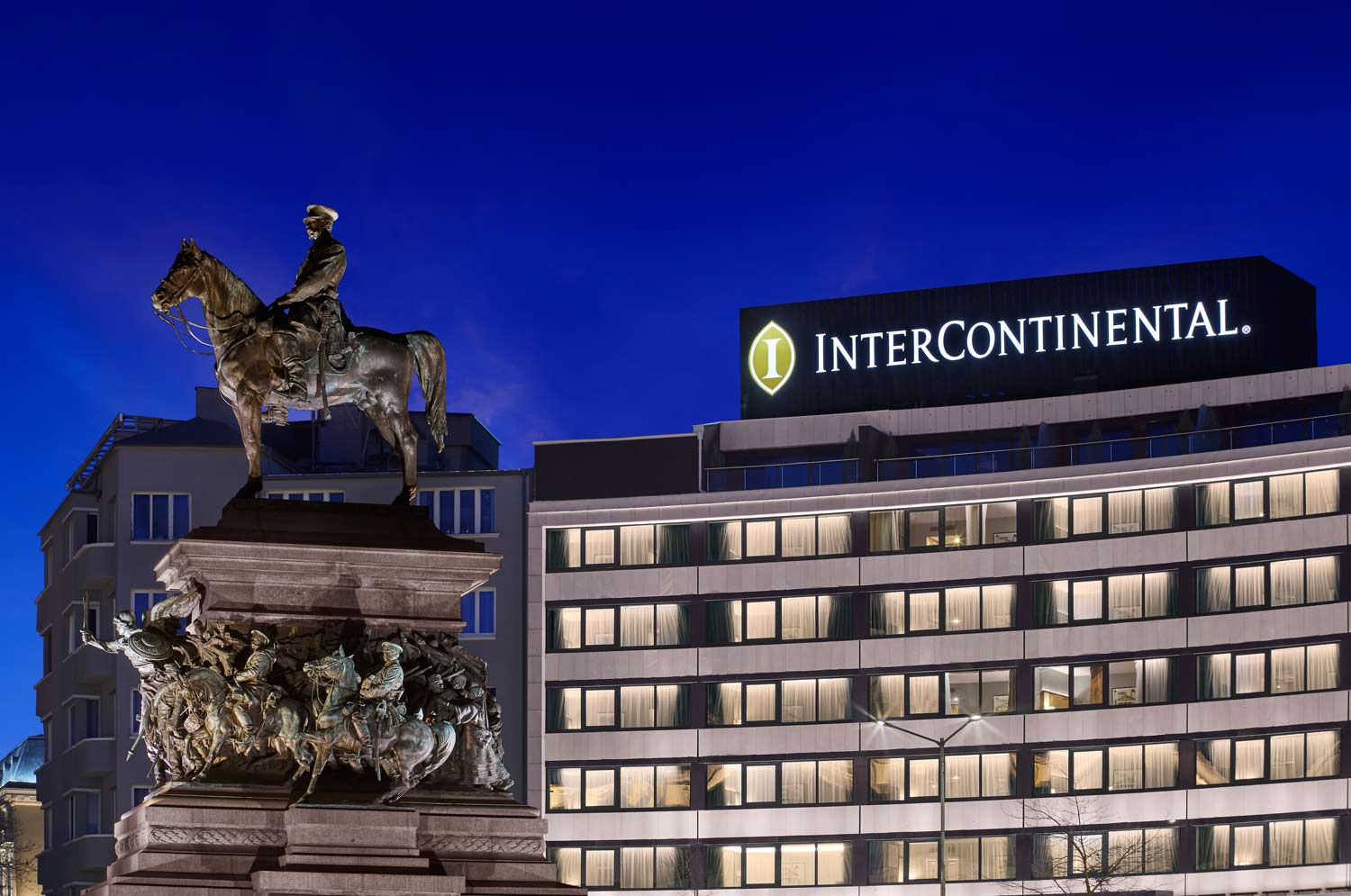 InterContinental Sofia – Europe Hotel Of The Year At The IHG Star Awards 2019!