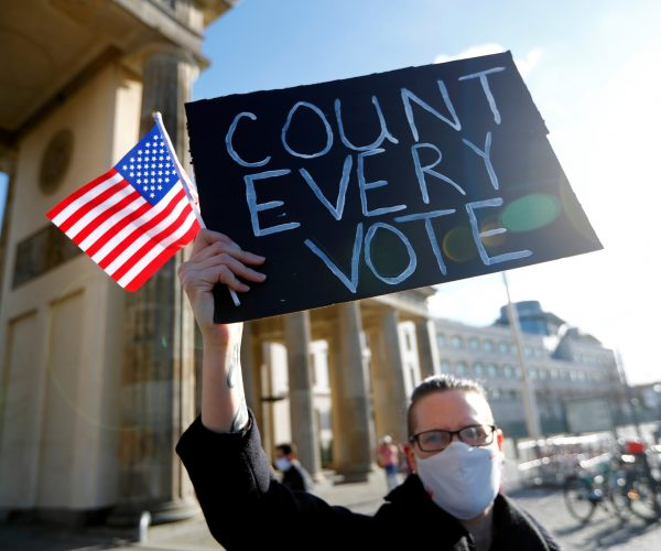 US Officials: November 3rd Election Was The Most Secure In American History