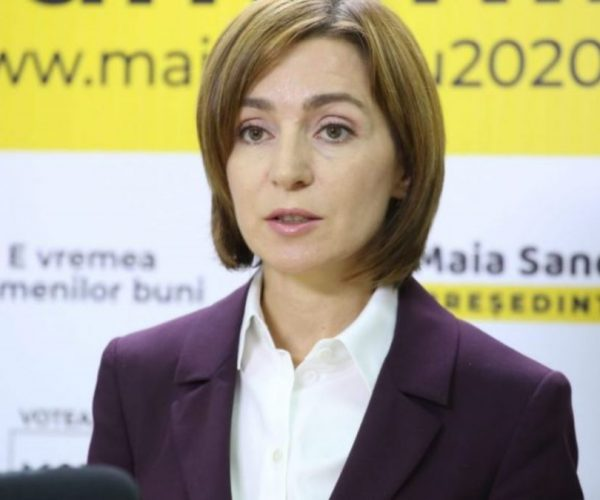 Newly Elected President Of Moldova Vows To Defend Minority Rights