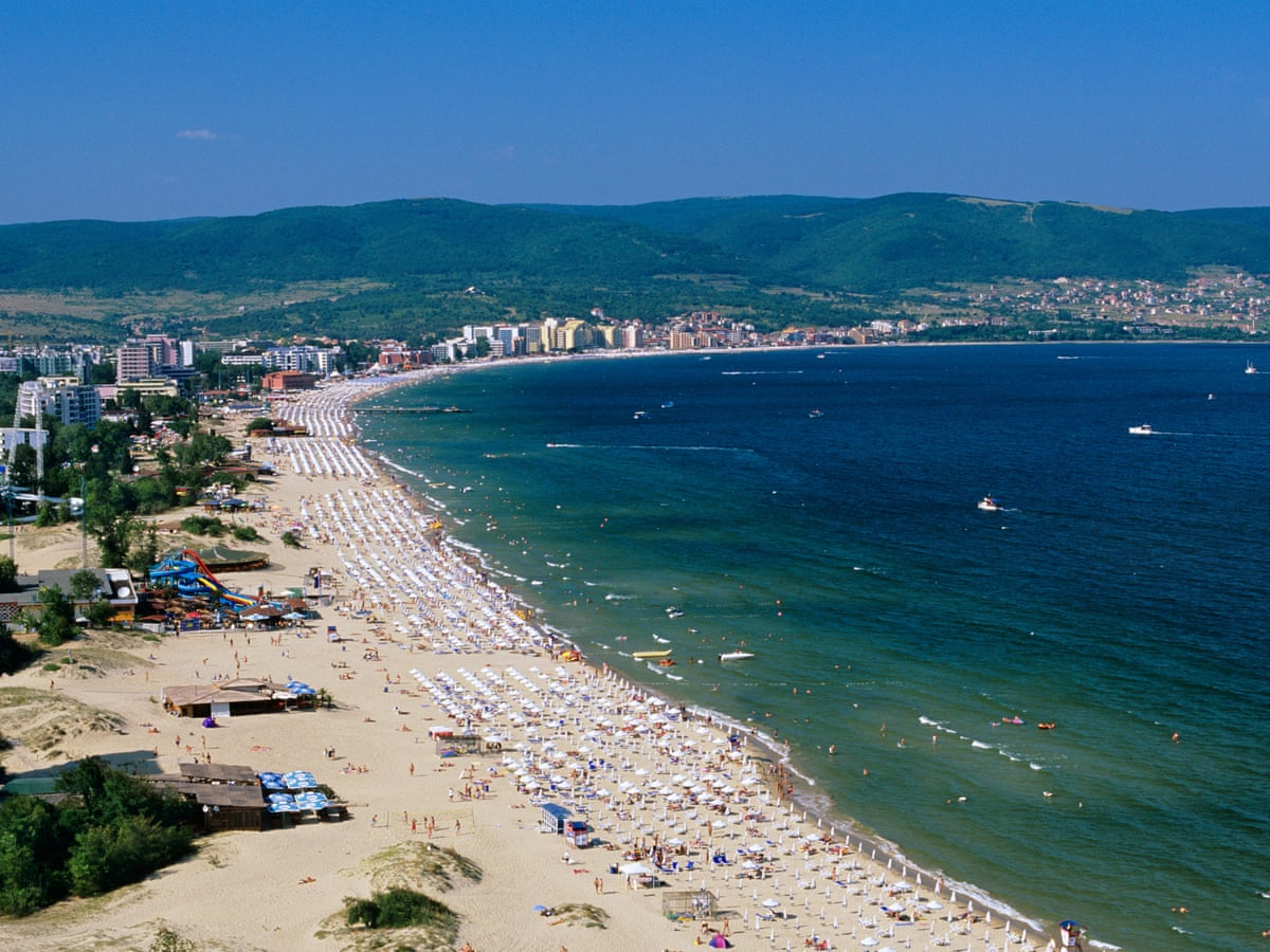 Bulgaria's Resort Sunny Beach Is Ready For Tourists