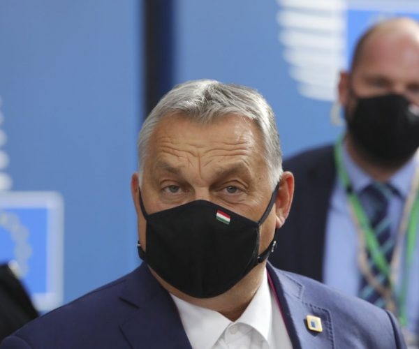 EU Budget Blocked By Hungary And Poland Over Rule Of Law Issue