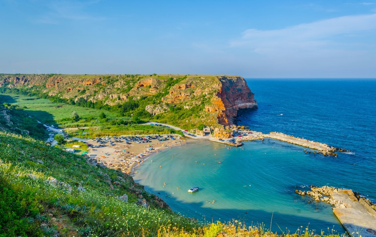 Here Is A List Of Beaches In Bulgaria With Free Umbrellas And Sunbeds