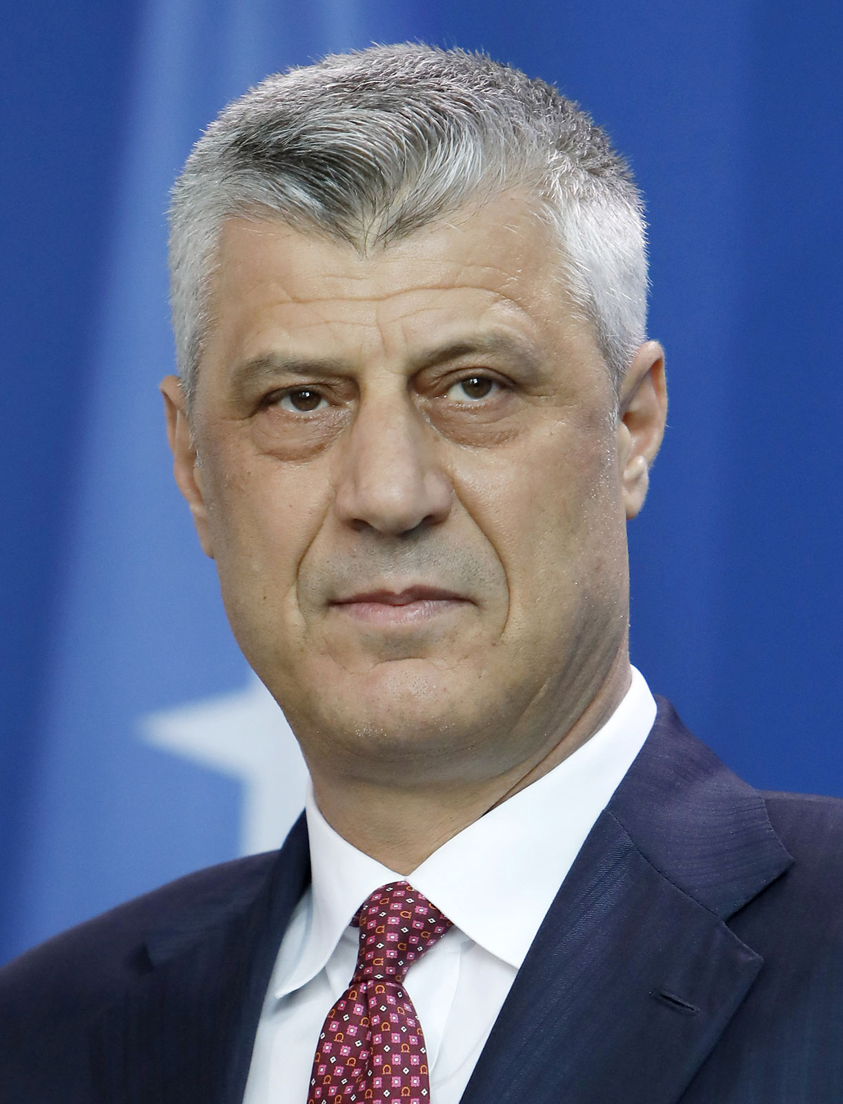 Kosovo's President Thaci Resigns To Face War Crime Trial