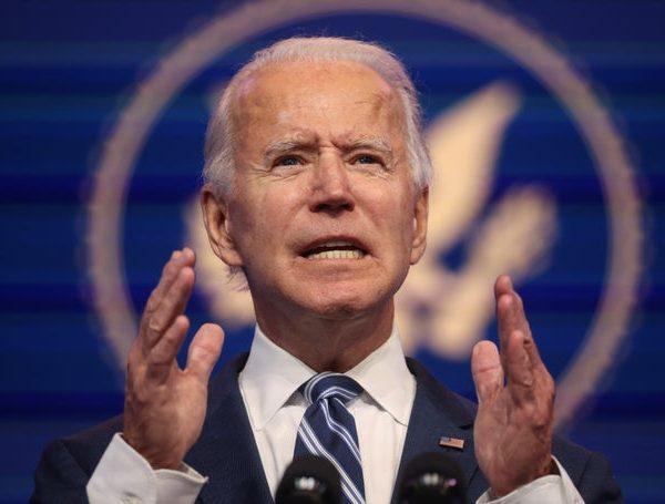 Biden Describes Trump Refusal To Concede 'An Embarrassment'