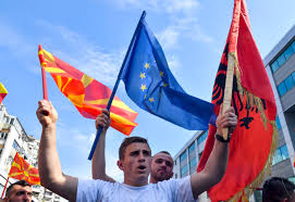 EU Discusses Negotiation Framework For North Macedonia And Albania