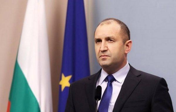 Bulgarian President Radev Self-Isolates, His General Secretary Tested Positive For COVID-19