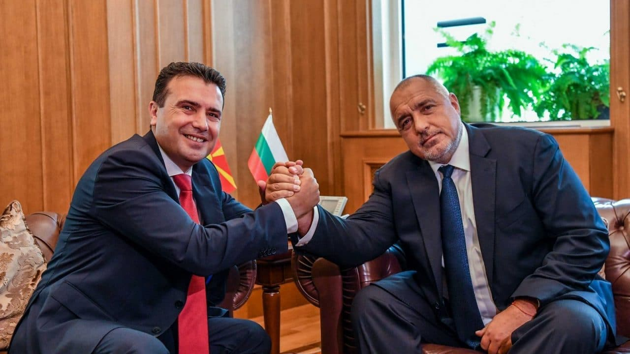 Bulgaria Will Not Greenlight Start Of Talks Between EU And Skopje