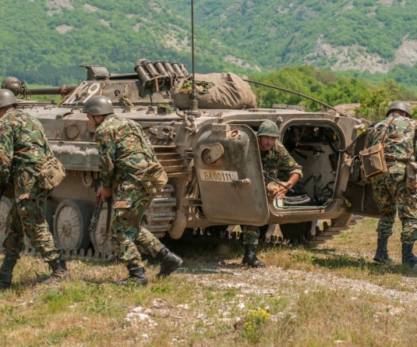 Bulgaria Will Introduce Voluntary Military Service