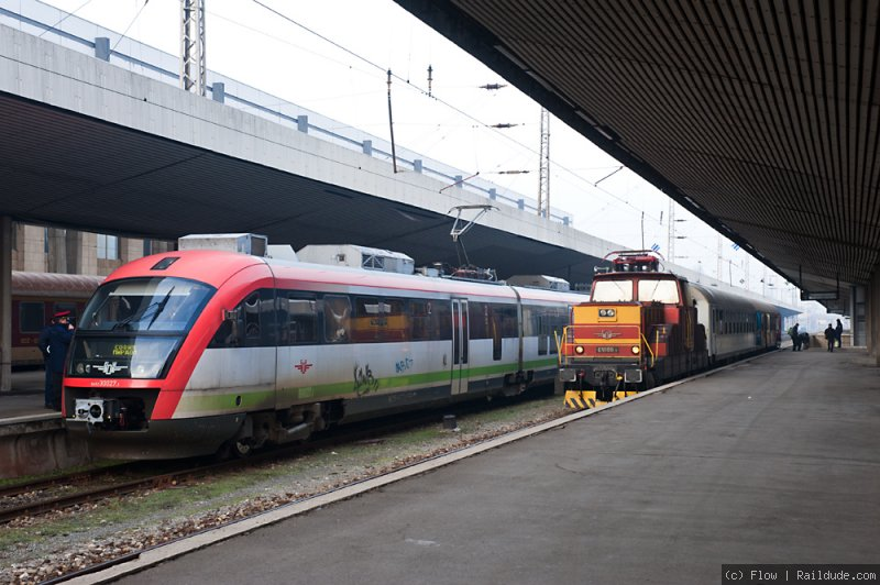 BDZ: Trains Leaving From Sofia Central Station Back On Schedule