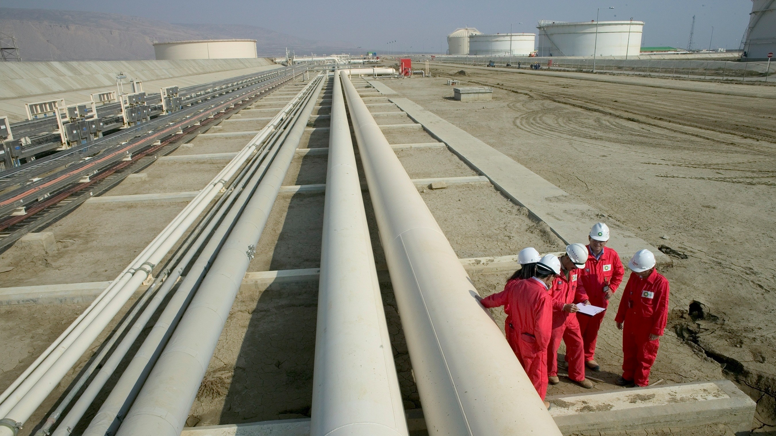 Azeri Natural Gas Starts Flowing To Bulgaria On 1 January 2021