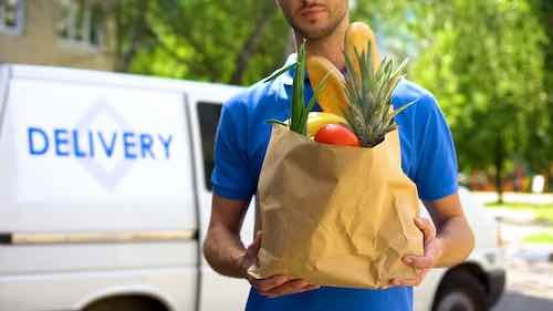 VAT For Home Food Deliveries Is 9% From 1st Of  December