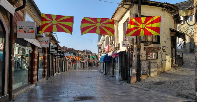 Bulgarian Diplomat: Russia Is Interested In Delaying N Macedonia's EU Accession