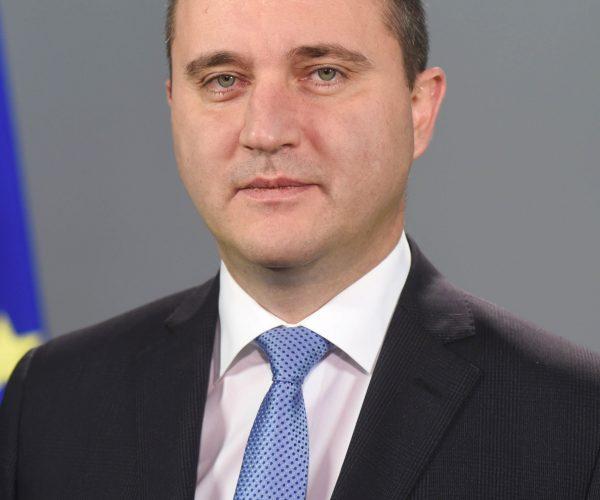 Bulgaria's Minister Of Finance Vladislav Goranov: Vasil Bozhkov, Pay Your Debt To The State