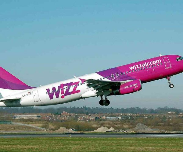 Wizz Air With A New Route From Burgas To Vienna