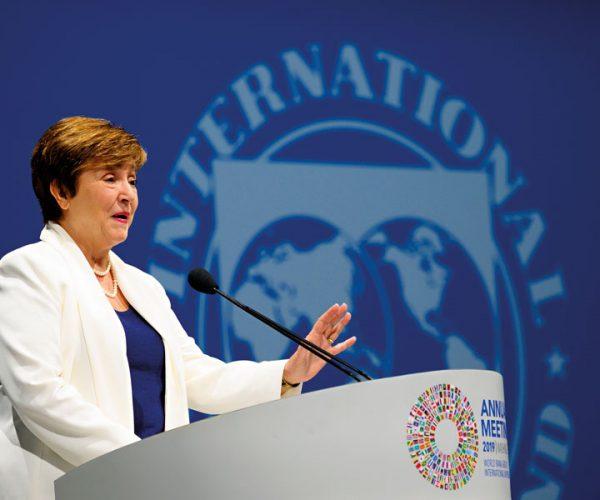 IMF Head Kristalina Georgieva: Forecasts For Global Economy Are Grim