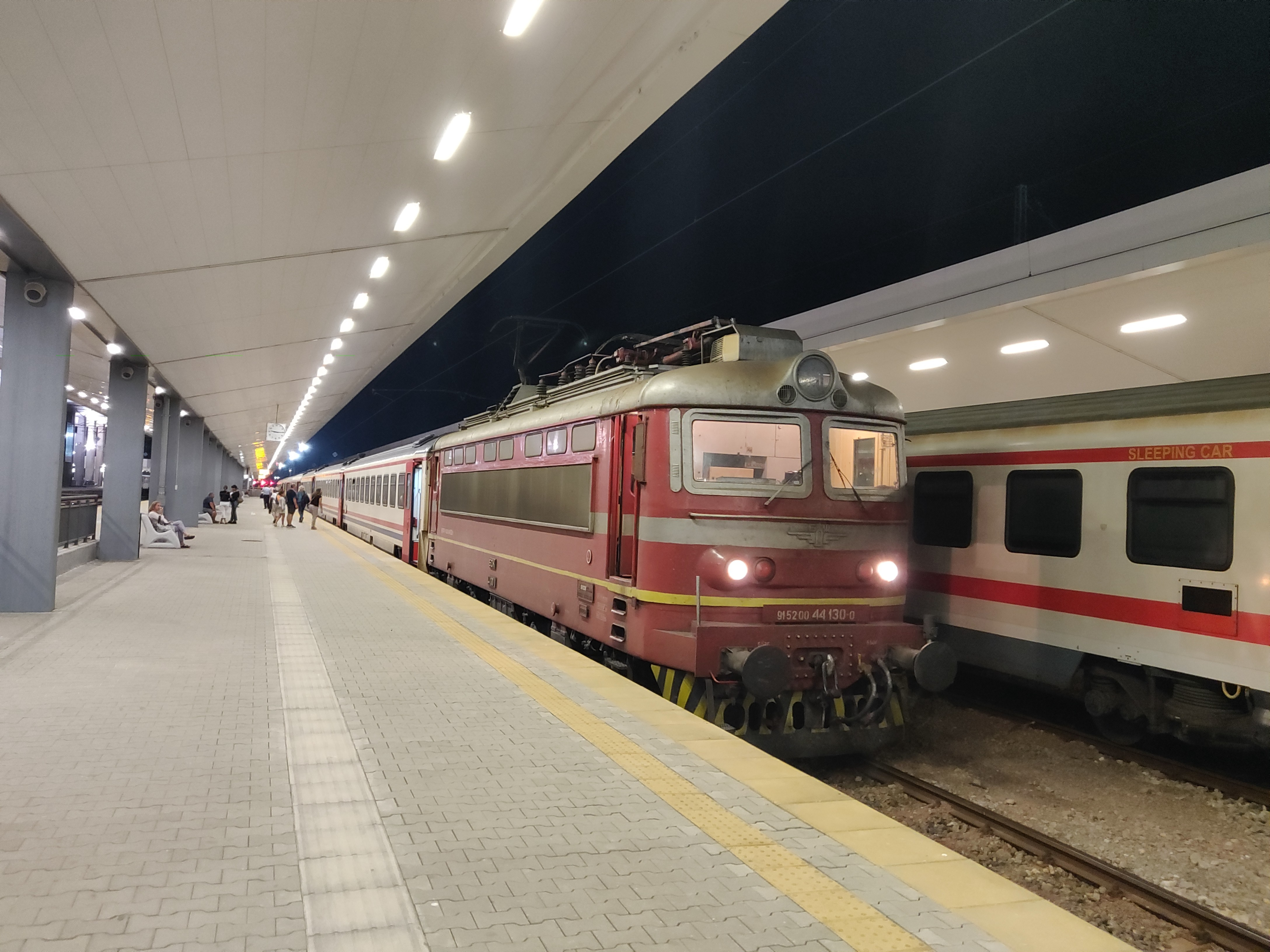 Istanbul-Sofia Express Train Temporarily Suspended Over Coronavirus