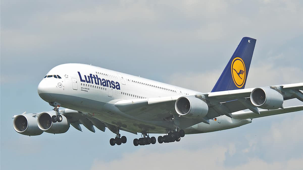 Lufthansa Grounds More Than 90% Of Its Aircraft Because Of COVID-19