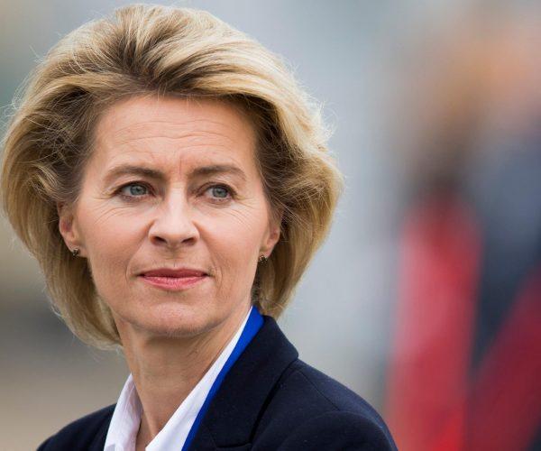 Ursula von der Leyen: EU Will Receive Pfizer Vaccine On Time