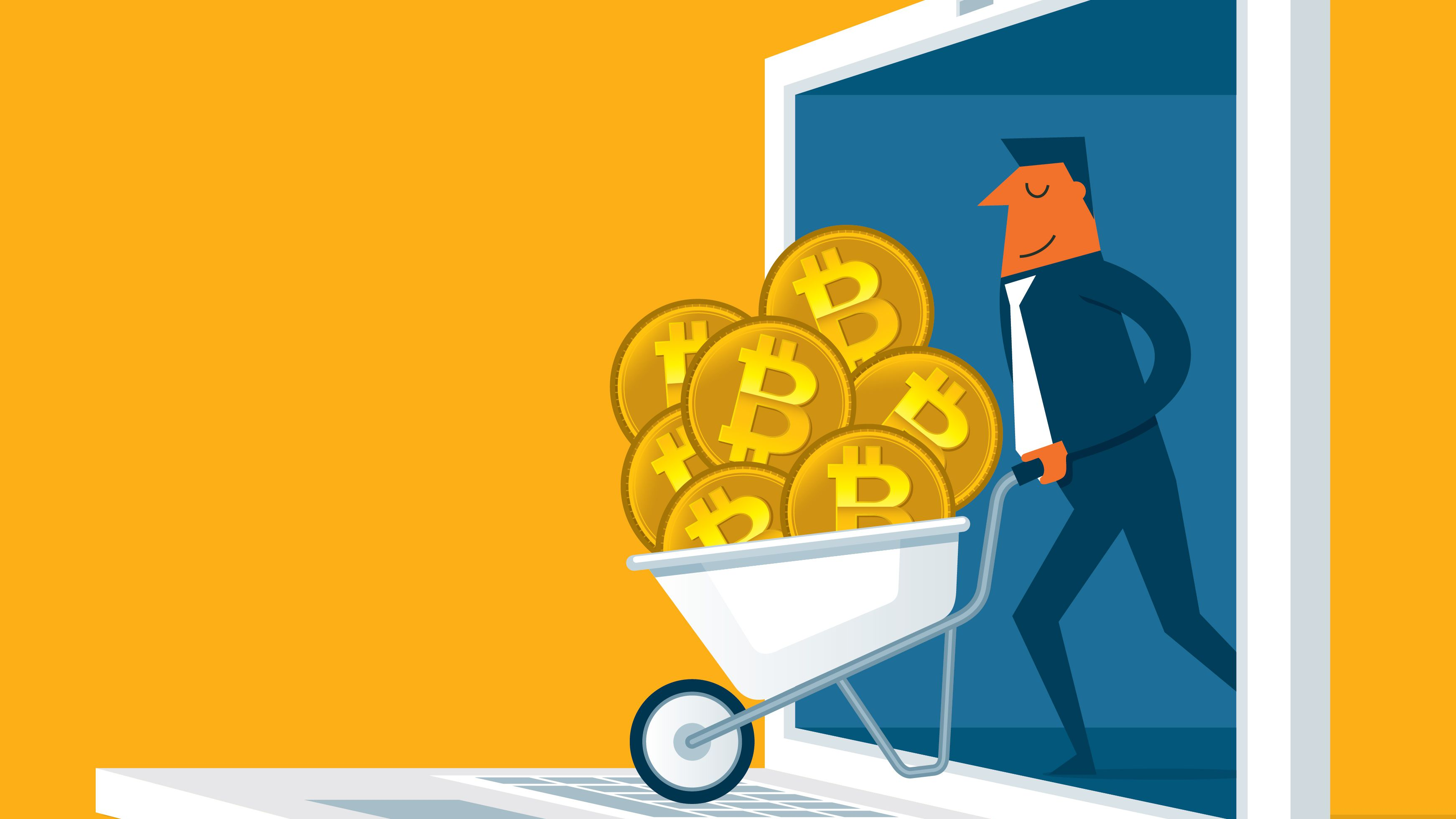 Is Bitcoin The Answer To A Financial Crisis?