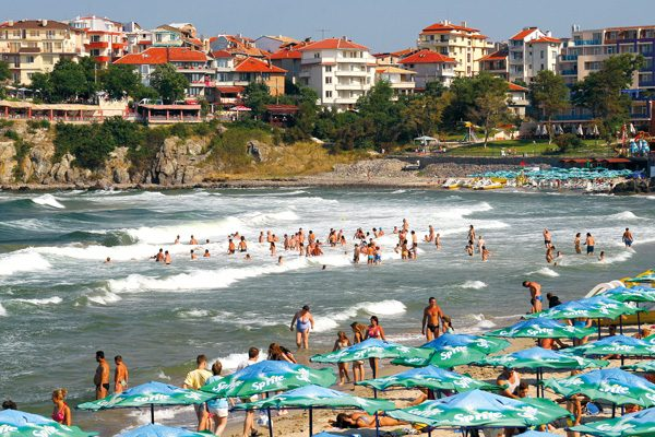 Bulgaria: Whole Districts For Sale Along The Black Sea Coast