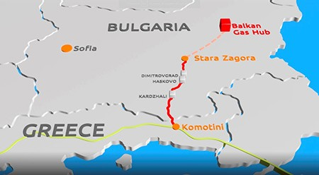 Bulgaria-Greece Gas Interconnector Changes Balkan Gas Supplies Map