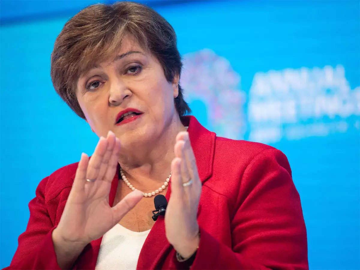Kristalina Georgieva: We Expect The Worst Economic Fallout Since Great Depression