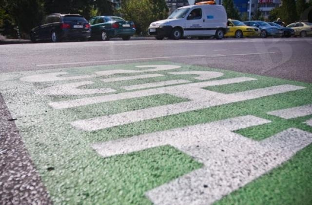 The Free Parking In The Blue And Green Zone In Sofia Was Extended Until April 12