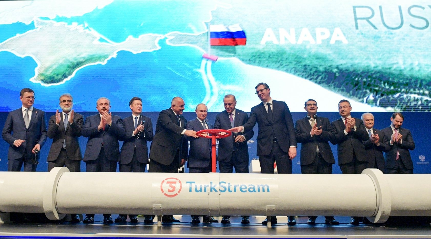 BNR: Russian Company To Build Part Of The TurkStream Pipeline In Bulgaria