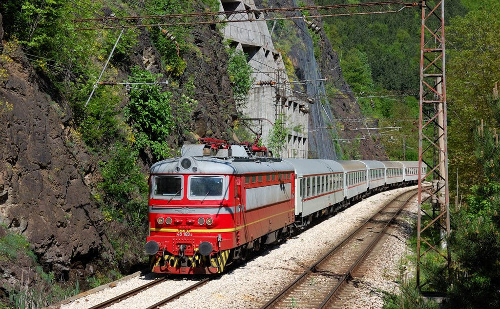 Bulgaria Is Among The EU Countries With The Worst Rail Transport