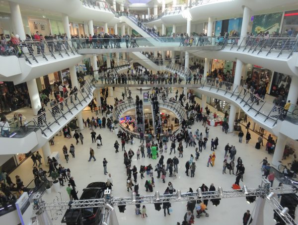 Bulgaria: Reopened Malls Welcome Very Few Customers