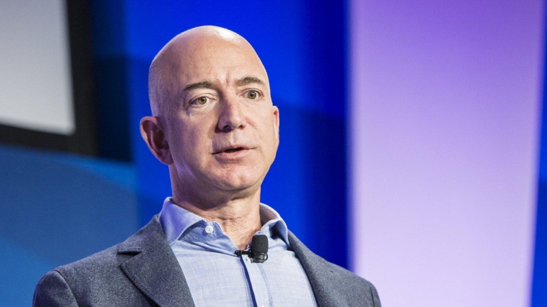 Jeff Bezos Gives $ 10 Billion To Fight Climate Change