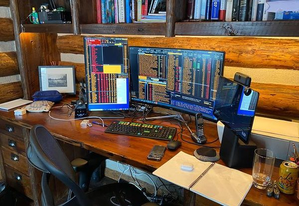 Working From Home Poses Real Challenge To Traders