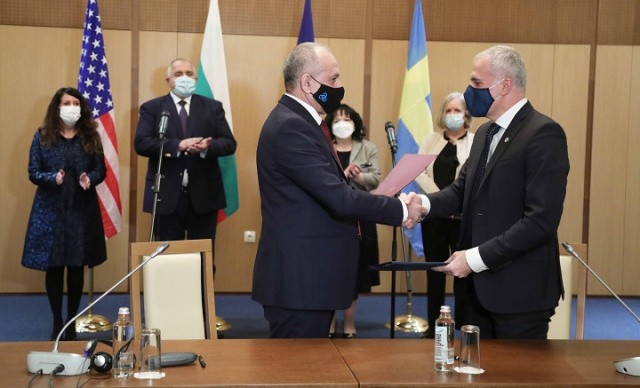 Bulgaria's Prime Minister Attends Contract Signing Ceremony Between Kozloduy NPP And Westinghouse Electric Sweden